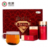 中粮中茶海堤红礼盒96g