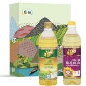 中粮福临门营养油组合