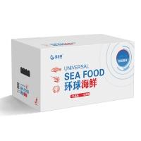 星龙港海鲜礼盒——臻鲜