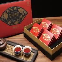 中粮中茶礼盒装 中粮百年传祁-祁红工夫红礼盒