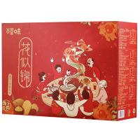 百草味干果-花似锦