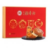 北京稻香村—忆京秋月饼礼盒