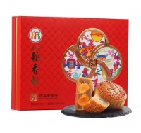 北京稻香村—玉兔团圆月饼礼盒